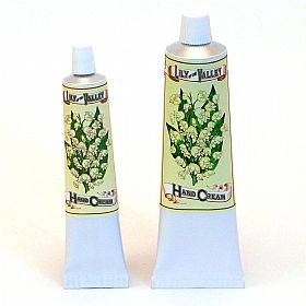 Lily of the Valley Hand Cream Tubes